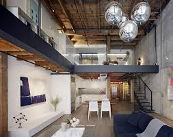 Interiors Of Edmonds Oriental Warehouse Loft By Edmonds U0026 Lee