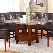 dining room table with storage dining table with drawers chagallbistro com