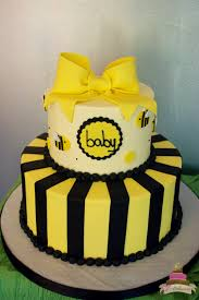 bumble bee baby shower theme baby showers jcakes