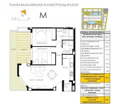 Bungalow Ground Floor Plan by Bungalow In Ground Floor Torrevieja Fastighetsbyrån Hem I Solen