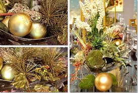 centerpieces for christmas table rustic glam christmas table decorations and centerpieces