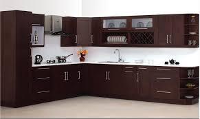 wine kitchen cabinet appliances stylish espresso maple shaker kithen cabinets l shape