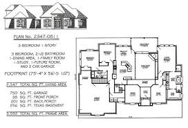 3 bedroom house plans one story 3 bedrooms 2250 2800 square feet