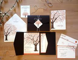 best fall wedding invitations packages the most ideal free