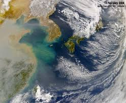 pollution boosts nw pacific cyclones study finds