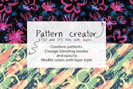 seamless pattern creator seamless pattern color trends 2017 by antuanetto thehungryjpeg com