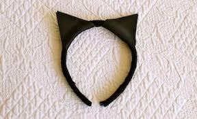Halloween Costume Ears Cat U0027s Ears Halloween Dress Ups Kids Activities