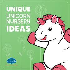 unique unicorn nursery ideas cloud b