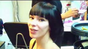 new hairstyle look 2016 new color and new haircut for a great page look youtube