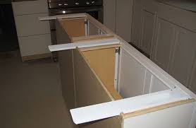 countertop supports for islands are hidden and simple to install