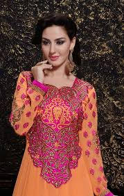 buy anarkali dresses 2016 new suit gala design style in fashion