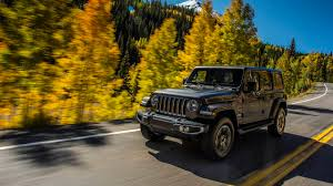 future jeep wrangler 2018 jeep wrangler sheds weight adds engine options in l a