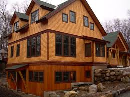 Mountain Home Exteriors What Color Trim On A Natural Cedar House Google Search Home