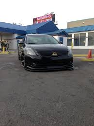 nissan altima coupe lip kit fitted flush stanced or slammed altimas page 191 nissan