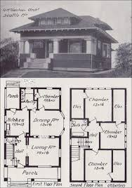 craftsman bungalow floor plans crafty ideas 11 2 house plans craftsman bungalow floor homeca