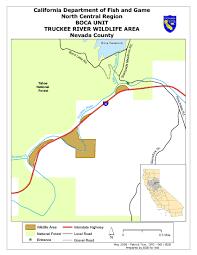 Dove Migration Map Truckee River Wildlife Area Legal Labrador