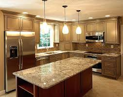 kitchen remodel ideas for small kitchens galley cabinets design