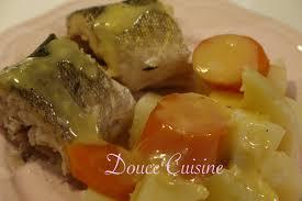 cuisiner du brochet brochet au beurre blanc douce cuisine
