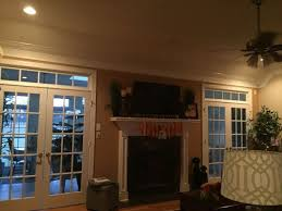 Drapes Over French Doors - awesome living room doors ideas home design ideas ridgewayng com