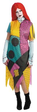 plus size nightmare before sally costume xxxl and