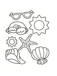 coloriage mer des dessins à imprimer
