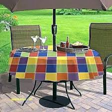 tablecloth for patio table with umbrella round patio table tablecloth best of patio table cloth and patio