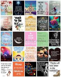 printable stencils quotes disney quotes motivational printable sticker sheet diy