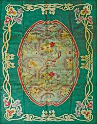 Chinese Aubusson Rugs Antique Rugs Of China Art Deco Antique Rug Studio