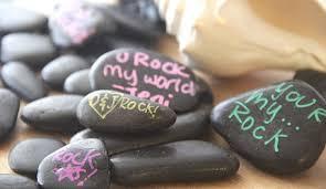wishing stones wedding alternative guest book ideas chantilly