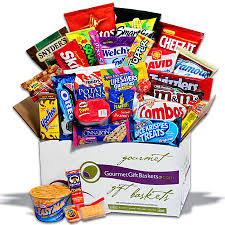 junk food gift baskets lll with leslie s giveaway finder gourmet gift basket junk