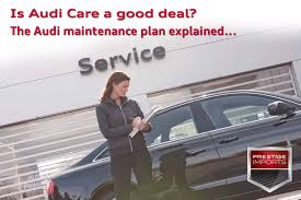 Audi Q5 50k Service - is audi care a good deal the audi maintenance plan explained