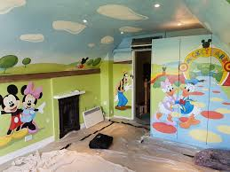 interior illusions home mickey and mural idolza