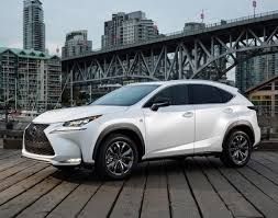 lexus jeep 2015 photos lexus gets into the small suv market in a big way with nx