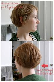 how to grow short hair into a bob long layered hairstyles before and after got my hair did 004