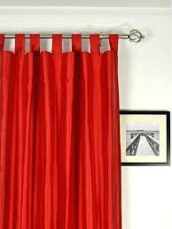 Red Curtains Ikea Tab Top Curtains U2013 Teawing Co