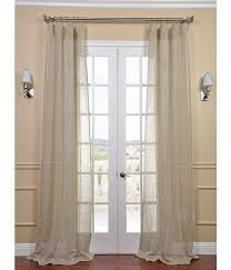 white linen curtains 108 inches soft gold faux organza 108 inch