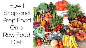 how i shop u0026 prep food on a raw food diet youtube