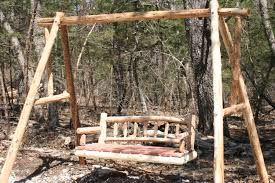 15 custom handcrafted porch swing designs style motivation