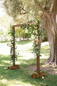wedding altar ideas wedding gifts rustic wedding altar 2541230 weddbook