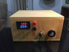 High Voltage Bench Power Supply - 0 300v variable high voltage power supply electronic circuit