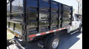 ford f550 truck for sale 2007 ford f550 duty crew cab xl land scape dump truck for