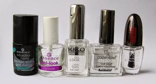 secretly in love with nail polishes gel top coat review essence
