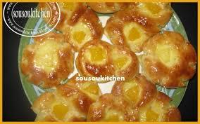 cuisine de choumicha brioches à la crème patissière et fruits choumicha recettes