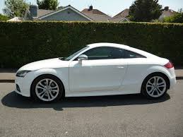 used audi tts coupe 2 0 tfsi quattro 3dr in bristol somerset
