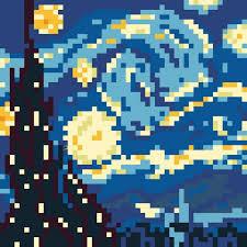 Starry Night Nuit Etoilee Very - la