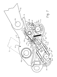 patent us8585345 coupler with pivoting front hook lock google