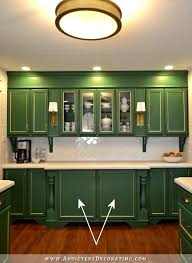 Update Kitchen Cabinet Doors Breakfast Room Kitchen Four Random Updates
