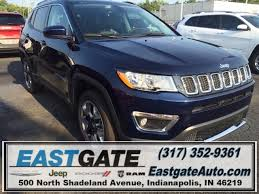 eastgate chrysler jeep dodge ram 2018 jeep compass limited sport utility in indianapolis