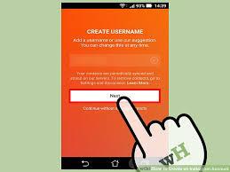 tutorial membuat instagram in my hand 3 ways to create an instagram account wikihow