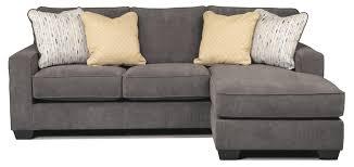 signature design by ashley hodan marble contemporary sofa chaise